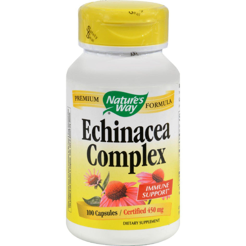 Nature's Way Echinacea Complex - 100 Capsules-Nature's Way-pantryperks