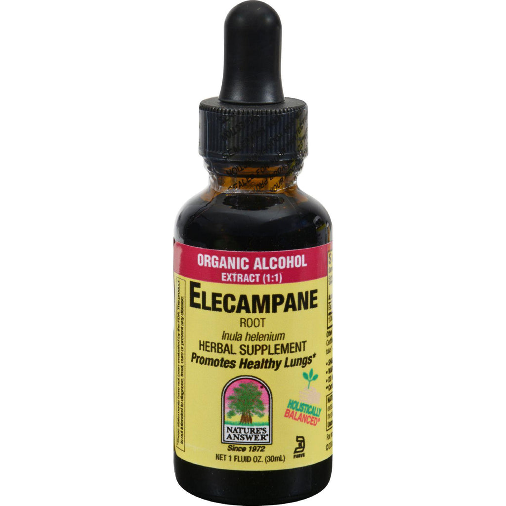 Nature's Answer Elcampane Root - 1 Oz-Nature's Answer-pantryperks