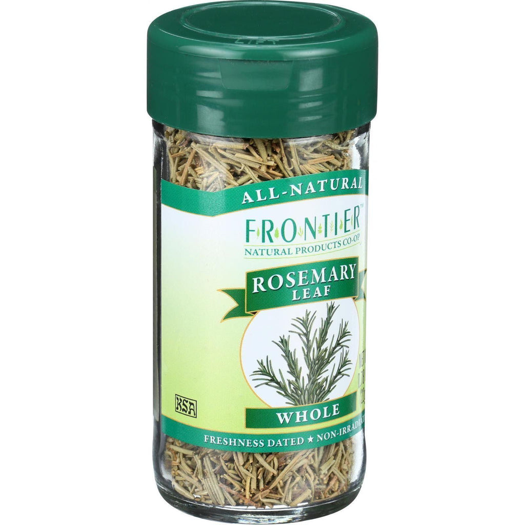 Frontier Herb Rosemary Leaf - Whole - Extra Fancy Grade - .78 Oz-Frontier Herb-pantryperks