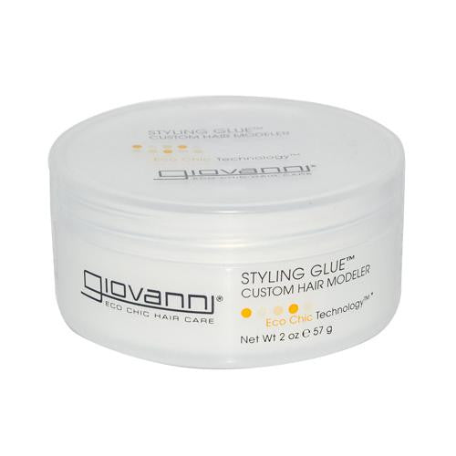 Giovanni Styling Glue Custom Hair Modeler - 2 Fl Oz-Giovanni Hair Care Products-pantryperks