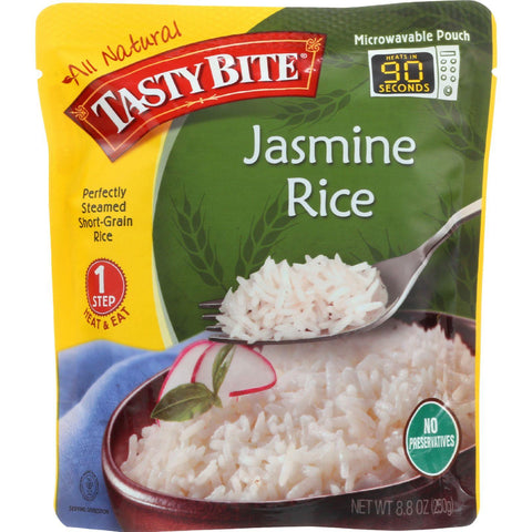 Tasty Bite Jasmine Rice - 8.8 oz-Tasty Bite-pantryperks