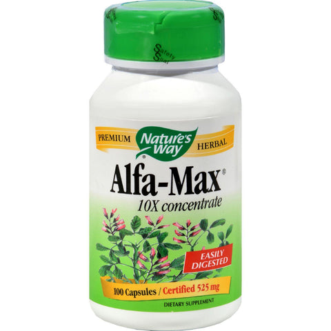 Nature's Way Alfa-max 10x Concentrate - 100 Capsules-Nature's Way-pantryperks