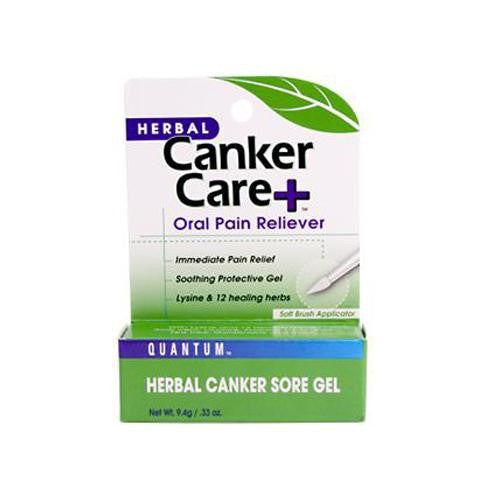 Quantum Canker Care Plus Gel - 0.33 oz-Quantum Research-pantryperks