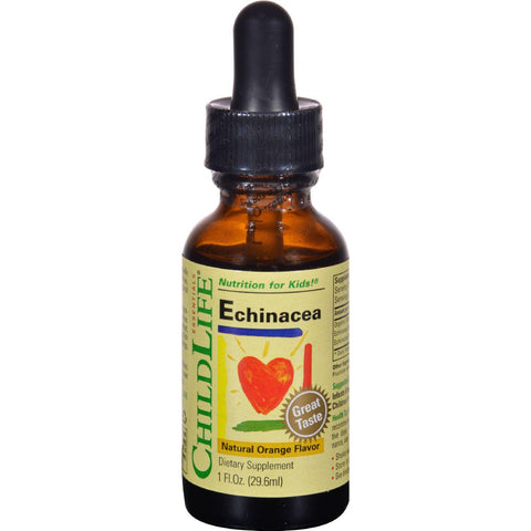 Child Life Echinacea - Glass Bottle - 1-Ounce-Child Life-pantryperks