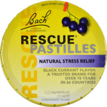 Bach Rescue Remedy Pastilles - Black Currant - 1.7 oz - Pack of 4-Bach-pantryperks