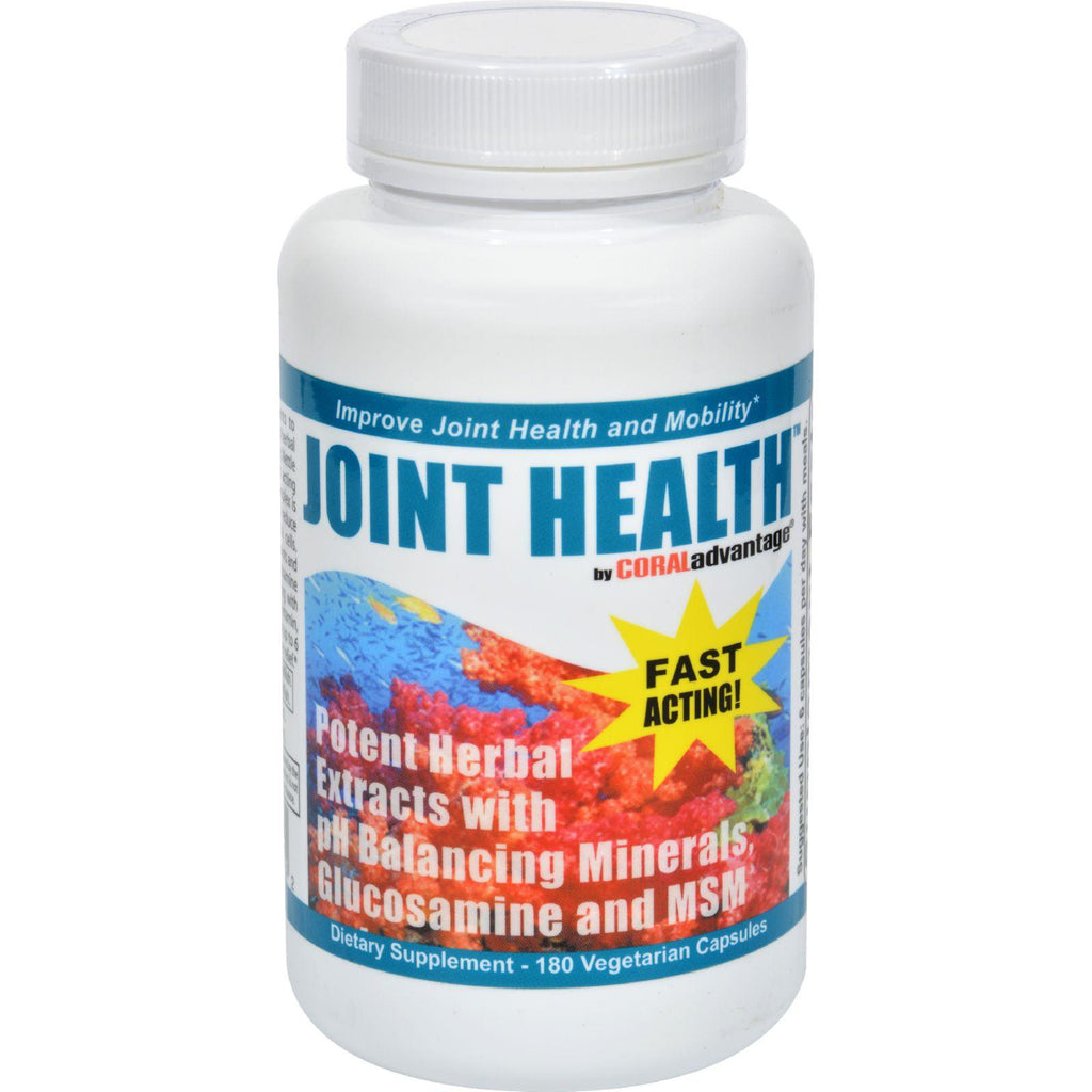Advanced Nutritional Innovations Coraladvantage Joint Health - 180 Vcaps-Advanced Nutritional Innovations-pantryperks