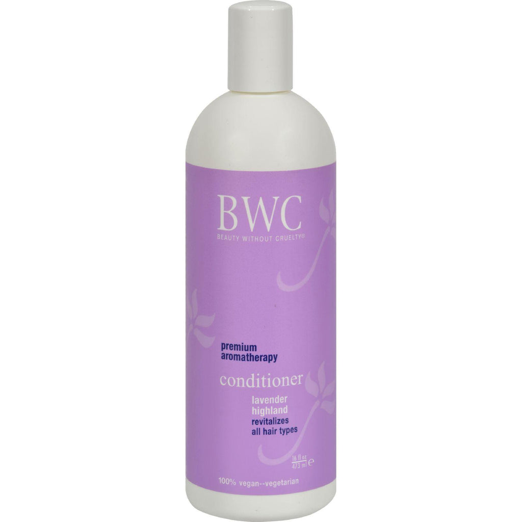 Beauty Without Cruelty Conditioner Lavender Highland - 16 Fl Oz-Beauty Without Cruelty-pantryperks