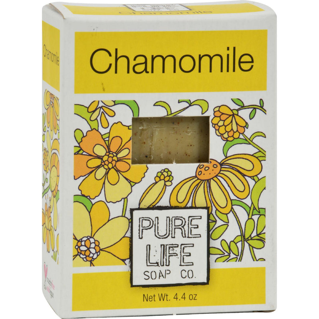 Pure Life Soap Chamomille - 4.4 Oz-Pure Life-pantryperks