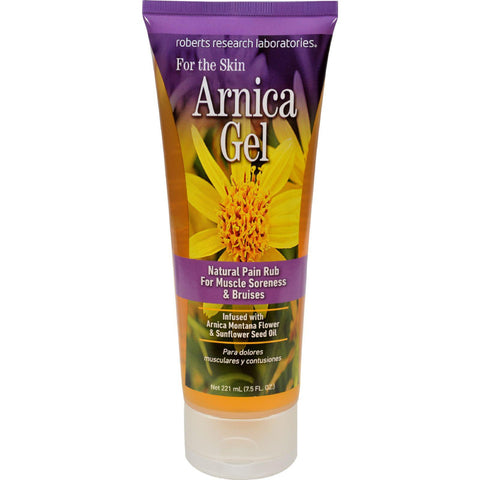 Robert Research Labs Arnica Gel - 7.5 Fl Oz-Robert Research Laboratories-pantryperks