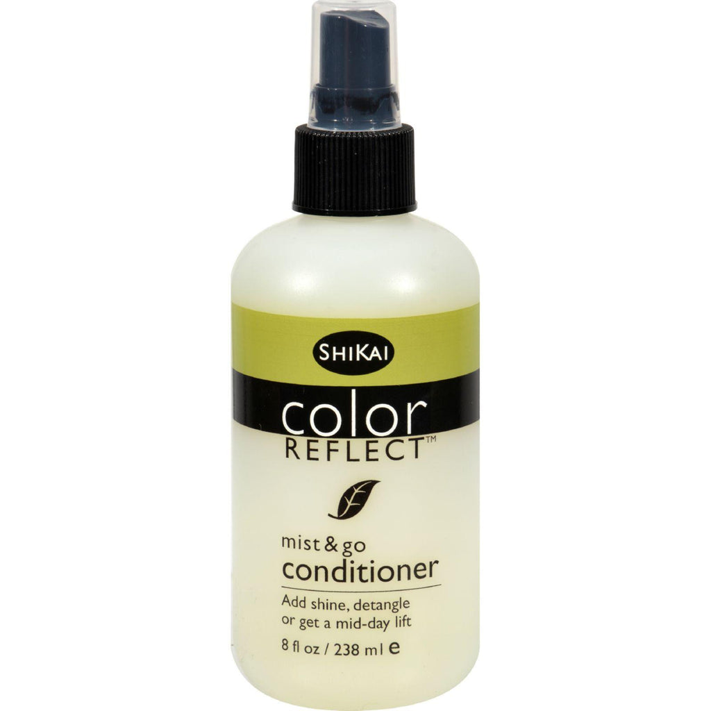 Shikai Color Reflect Mist And Go Conditioner - 8 Fl Oz-Shikai Products-pantryperks