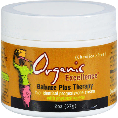 Organic Excellence Balance Plus Therapy - 2 Oz-Organic Excellence-pantryperks