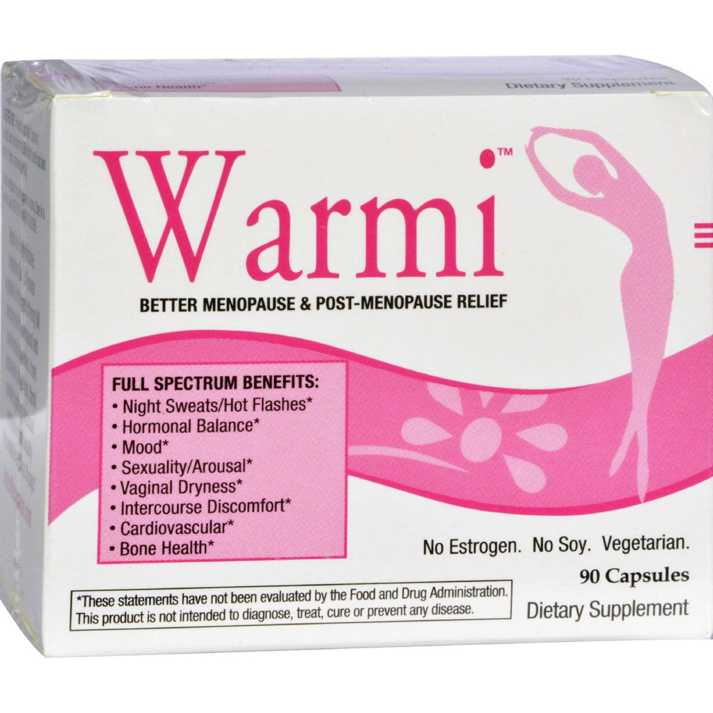 Lane Labs Warmi Menopause Relief - 90 Capsules-Lane Labs-pantryperks