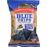 Garden of Eatin' Organic Blue Tortilla Chips Gluten Free - 1.5 oz-Garden Of Eatin'-pantryperks