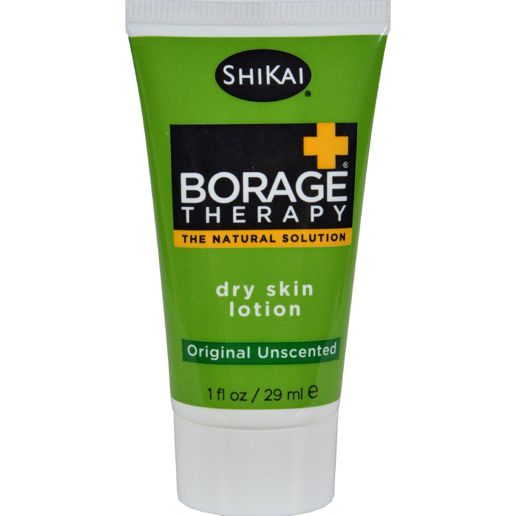 Shikai Borage Dry Skin Therapy Lotion - 1 Oz. - 5 Pack-Shikai Products-pantryperks