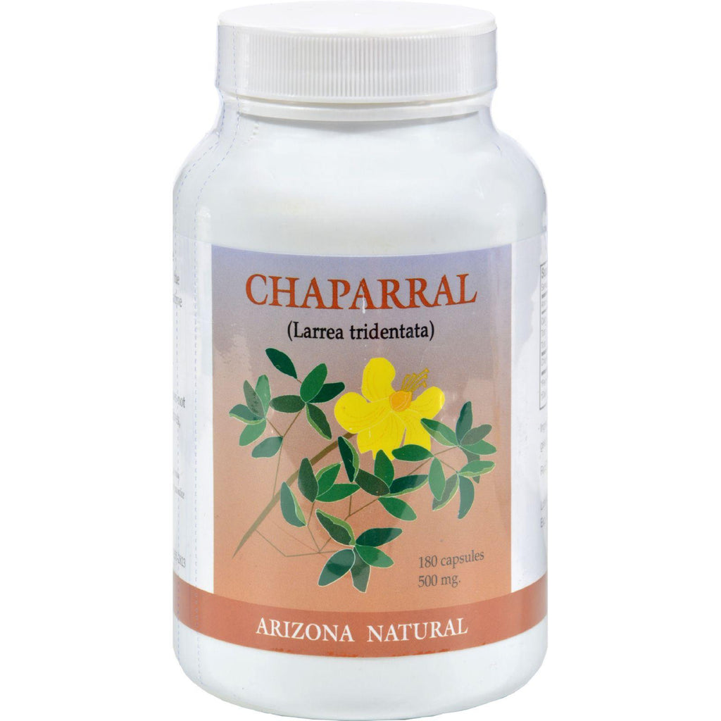 Arizona Natural Resource Chaparral - 500 Mg - 180 Capsules-Arizona Natural Resource-pantryperks