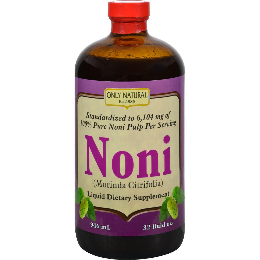 Only Natural Pure Standardized Noni - 32 Fl Oz-Only Natural-pantryperks
