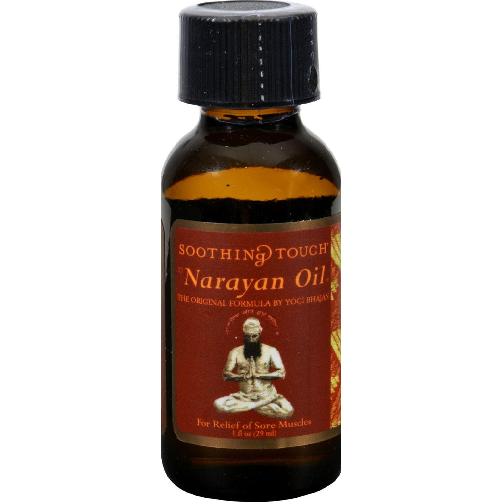 Soothing Touch Narayan Oil - Case Of 6 - 1 Oz-Soothing Touch-pantryperks