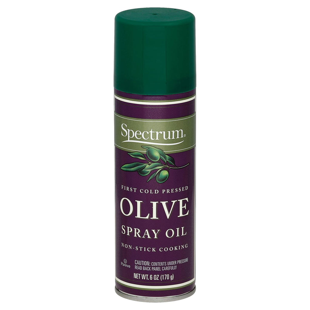 Spectrum Olive Oil Non-Stick Cooking Spray - 6 fl oz-Spectrum Naturals-pantryperks