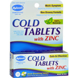 Hyland's Cold Tablets With Zinc - 50 Quick-Dissolving Tablets-Hyland's-pantryperks