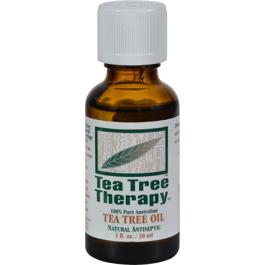 Tea Tree Therapy Tea Tree Oil - 1 fl oz-Tea Tree Therapy-pantryperks