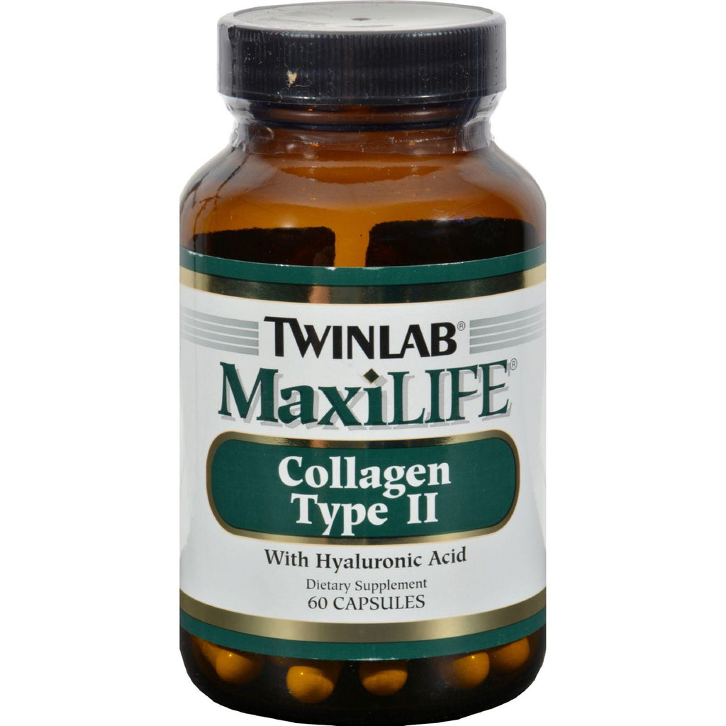 Twinlab Maxilife Collagen Type Ii - 60 Capsules-Twinlab-pantryperks