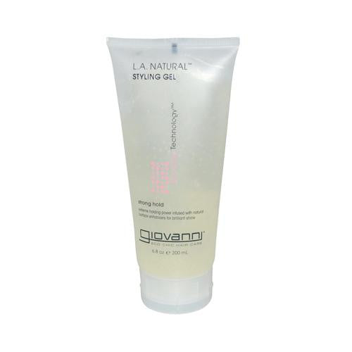 Giovanni L.A. Natural Styling Gel - 6.8 oz-Giovanni Hair Care Products-pantryperks
