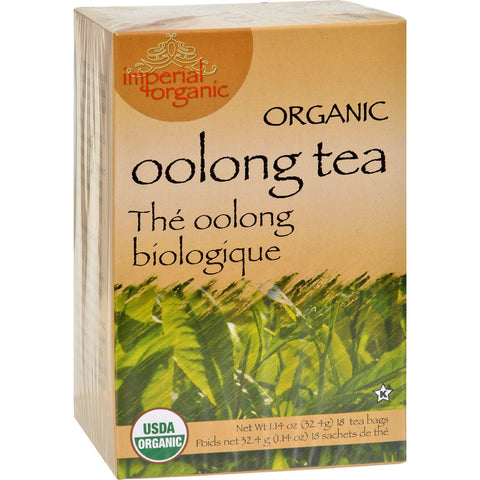 Uncle Lee's Imperial Organic Oolong - 18 Tea Bags-Uncle Lee's Tea-pantryperks