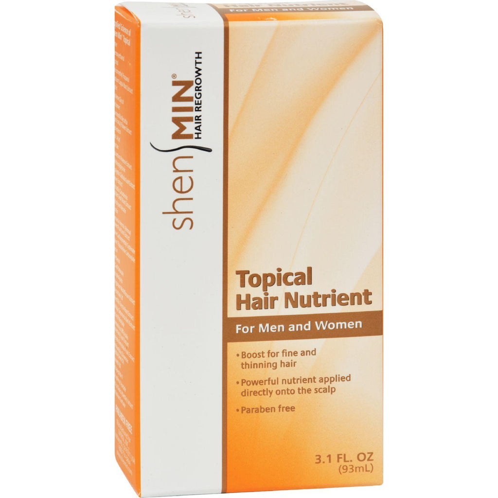 Shen Min Topical Hair Nutrient - 3 Fl Oz-Shen Min-pantryperks