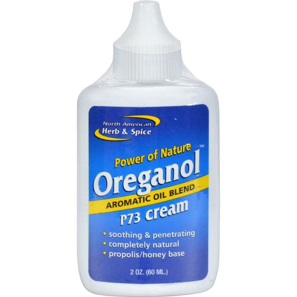 North American Herb And Spice Oreganol Oil Of Oregano Cream - 2 Oz-North American Herb And Spice-pantryperks