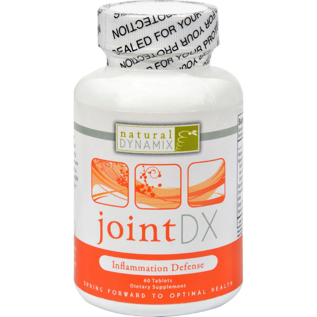 Natural Dynamix Joint Dx - 60 Tablets-Natural Dynamix-pantryperks