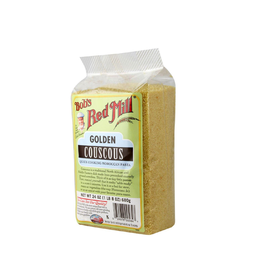 Bob's Red Mill Golden Couscous - 24 oz-Bob's Red Mill-pantryperks