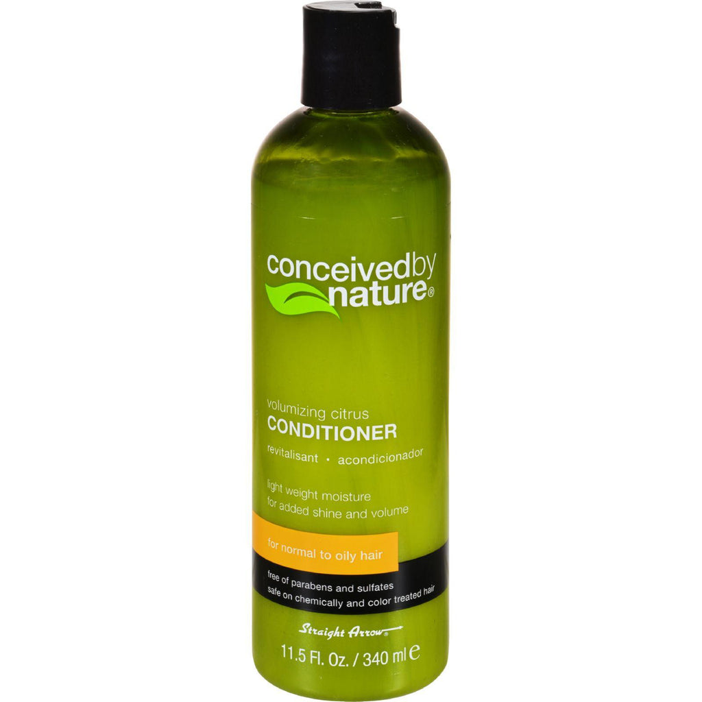 Conceived By Nature Conditioner - Citrus - 11.5 Oz-Conceived By Nature-pantryperks