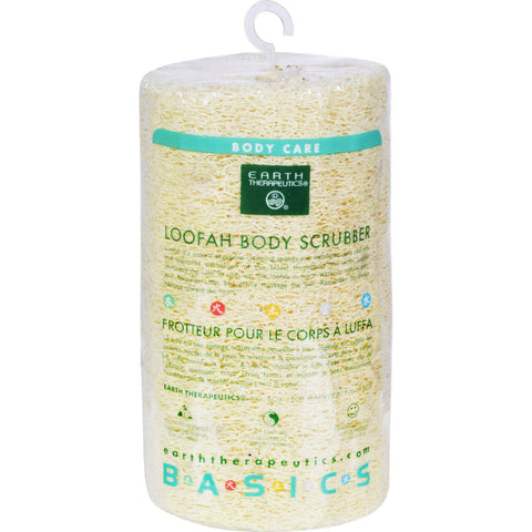 Earth Therapeutics Loofah Body Scrubber - 1 Loofah-Earth Therapeutics-pantryperks