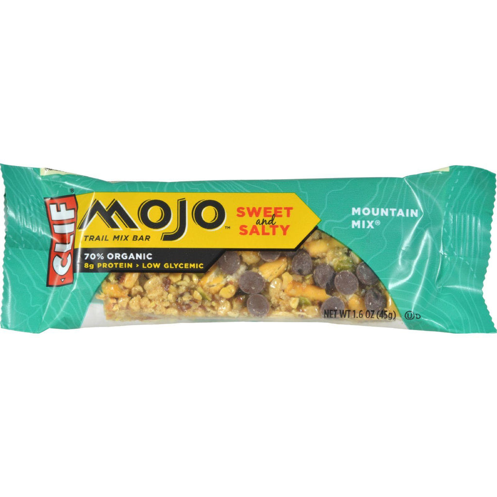Clif Bar Mojo Bar - Organic Mountain Mix - Case Of 12 - 1.59 Oz-Clif Bar-pantryperks