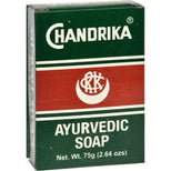 Chandrika Soap Ayurvedic Herbal and Vegetable Oil Soap - 2.64 oz-Chandrika-pantryperks
