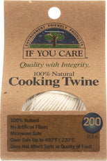If You Care Natural Cooking Twine - 200 Ft-If You Care-pantryperks