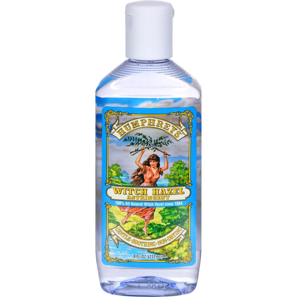 Humphrey's Homeopathic Remedy Witch Hazel Astringent - 8 fl oz-Humphrey's Homeopathic Remedies-pantryperks