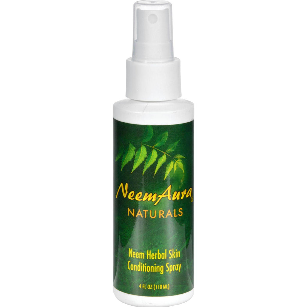 Neem Aura Herbal Outdoor Spray - 4 Fl Oz-Neem Aura Naturals-pantryperks