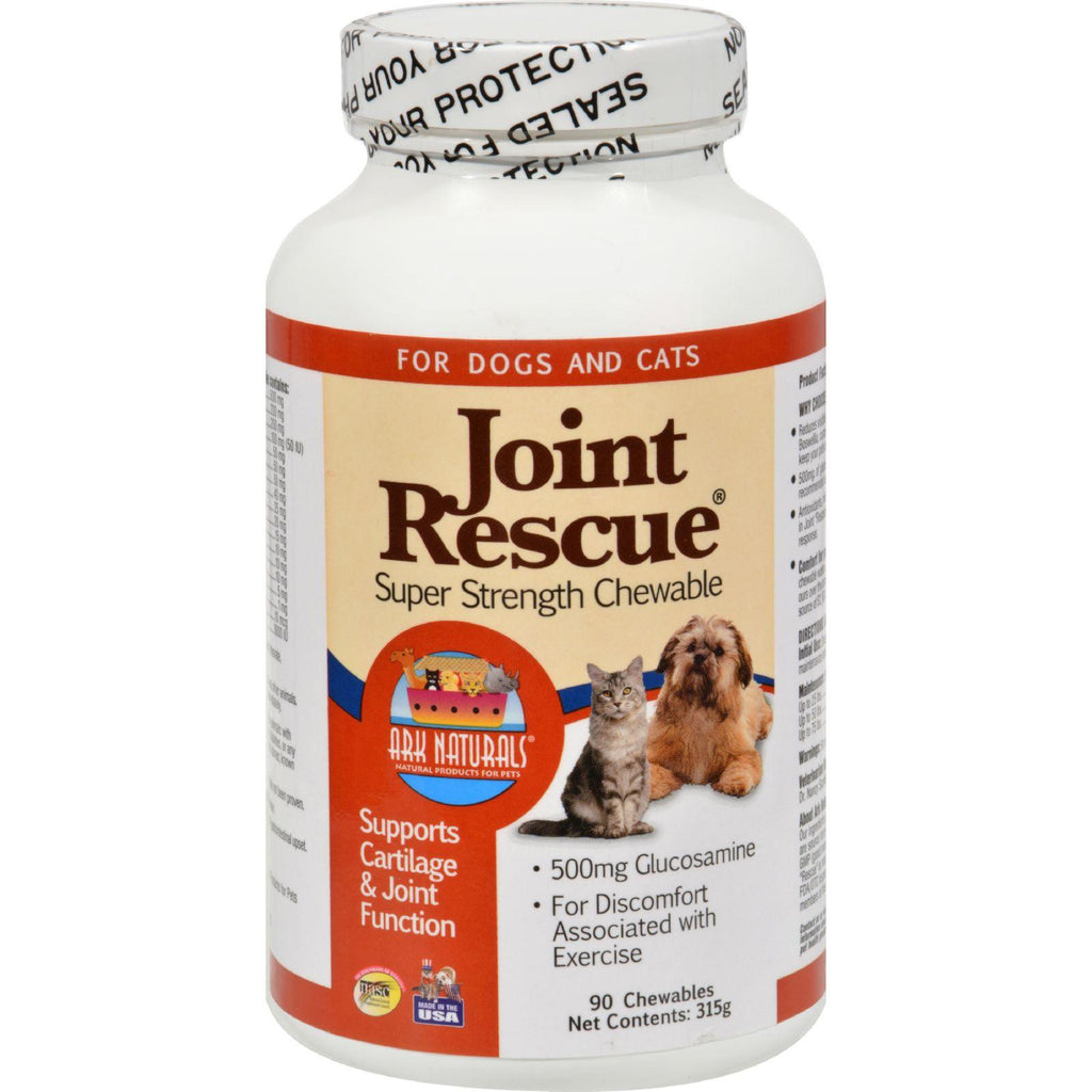 Ark Naturals Joint Rescue - 500 Mg - 90 Chewables-Ark Naturals-pantryperks