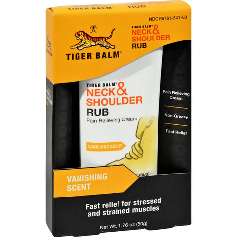 Tiger Balm Neck And Shoulder Rub - 1.76 Oz-Tiger Balm-pantryperks