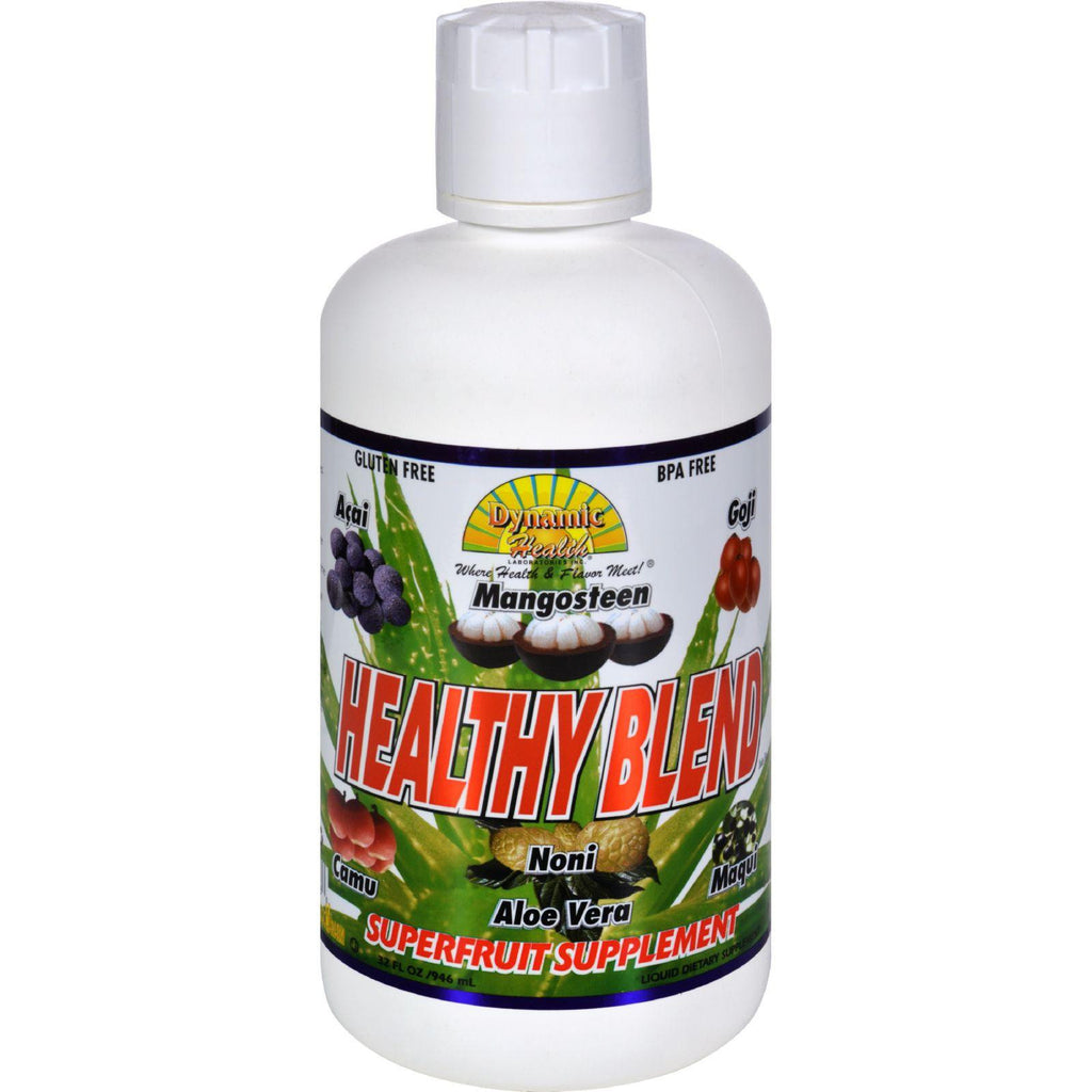 Dynamic Health Healthy Blend Juice - 32 Fl Oz-Dynamic Health-pantryperks