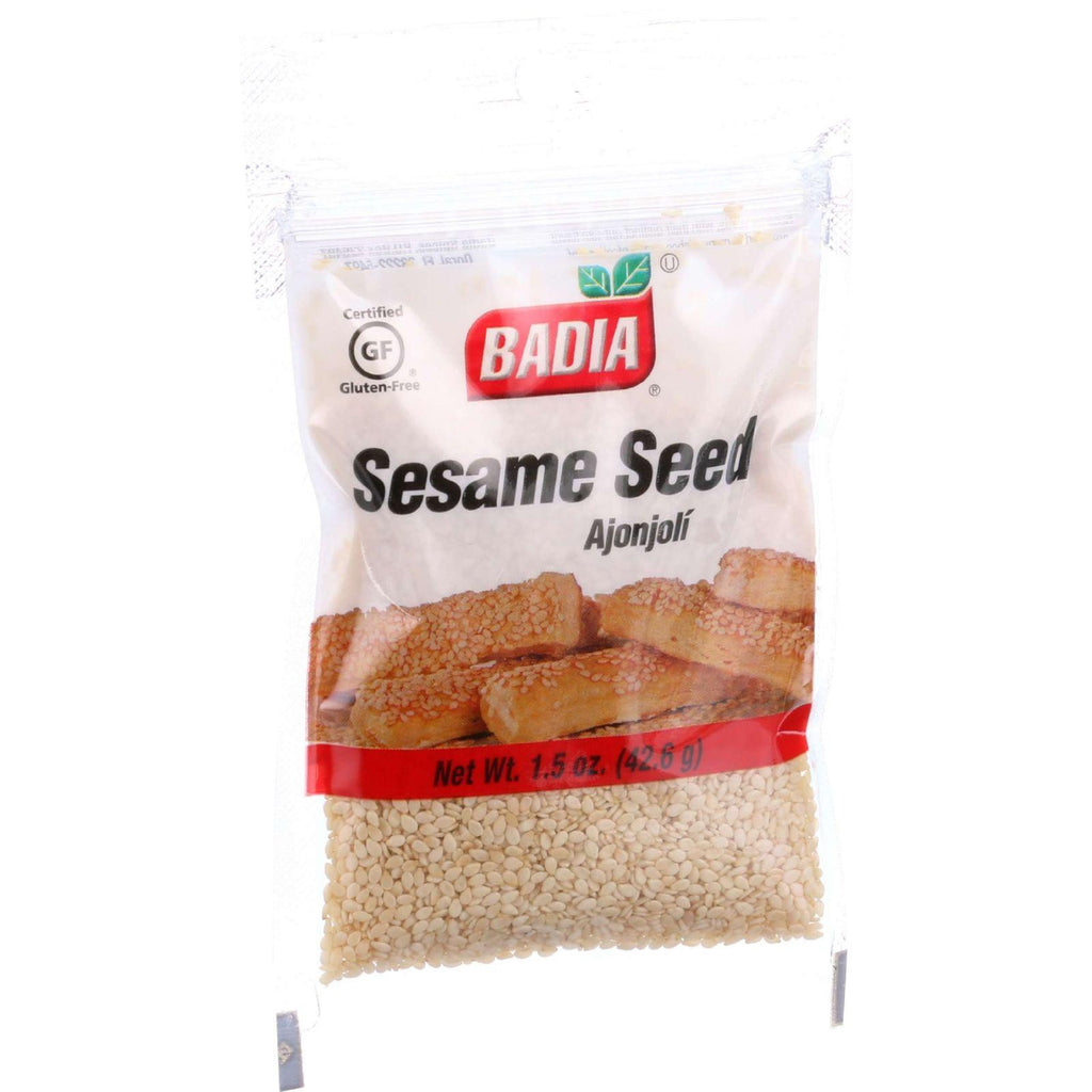 Badia Spices Sesame Seed - 1.5 Oz - Case Of 12-Badia Spices-pantryperks