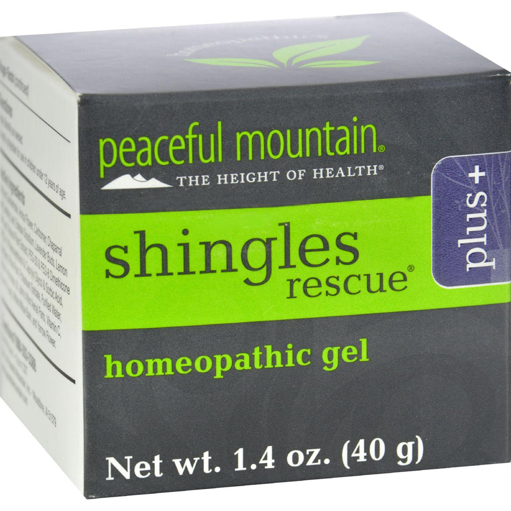 Peaceful Mountain Shinglederm Rescue Plus Extra Strength - 1.4 Oz-Peaceful Mountain-pantryperks
