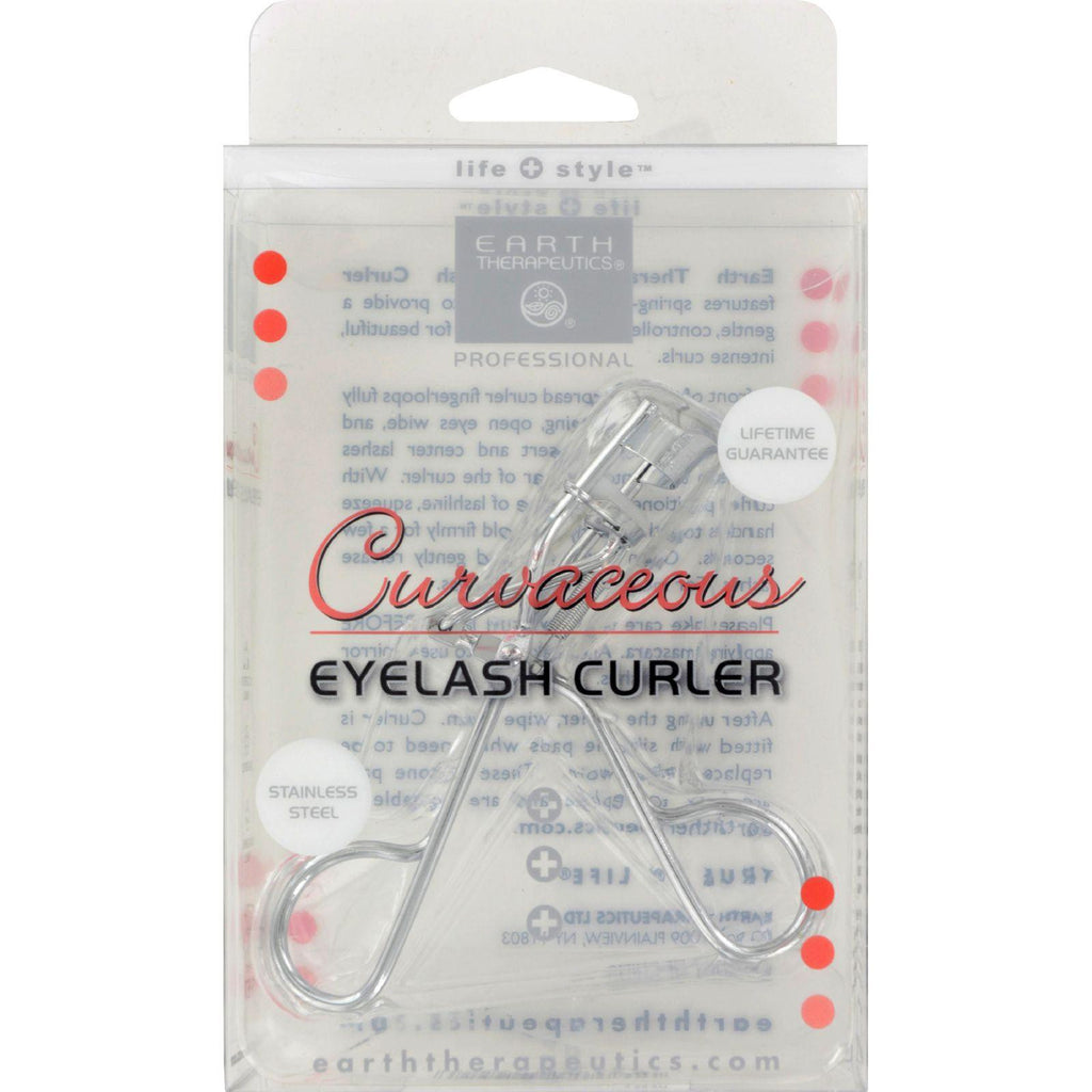 Earth Therapeutics Curvaceous Eyelash Curler - 1 Unit-Earth Therapeutics-pantryperks
