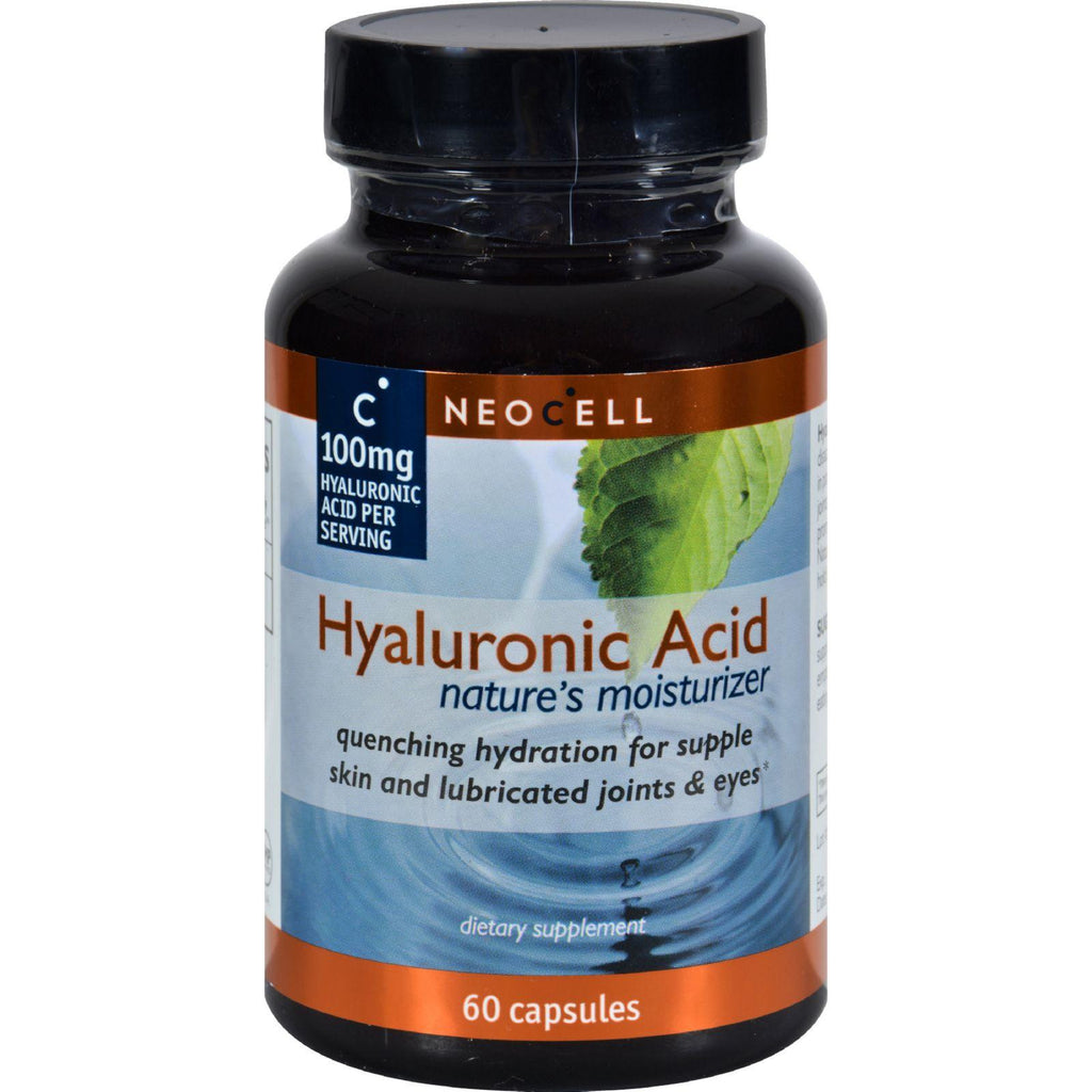 Neocell Hyaluronic Acid - 60 Capsules-Neocell Laboratories-pantryperks