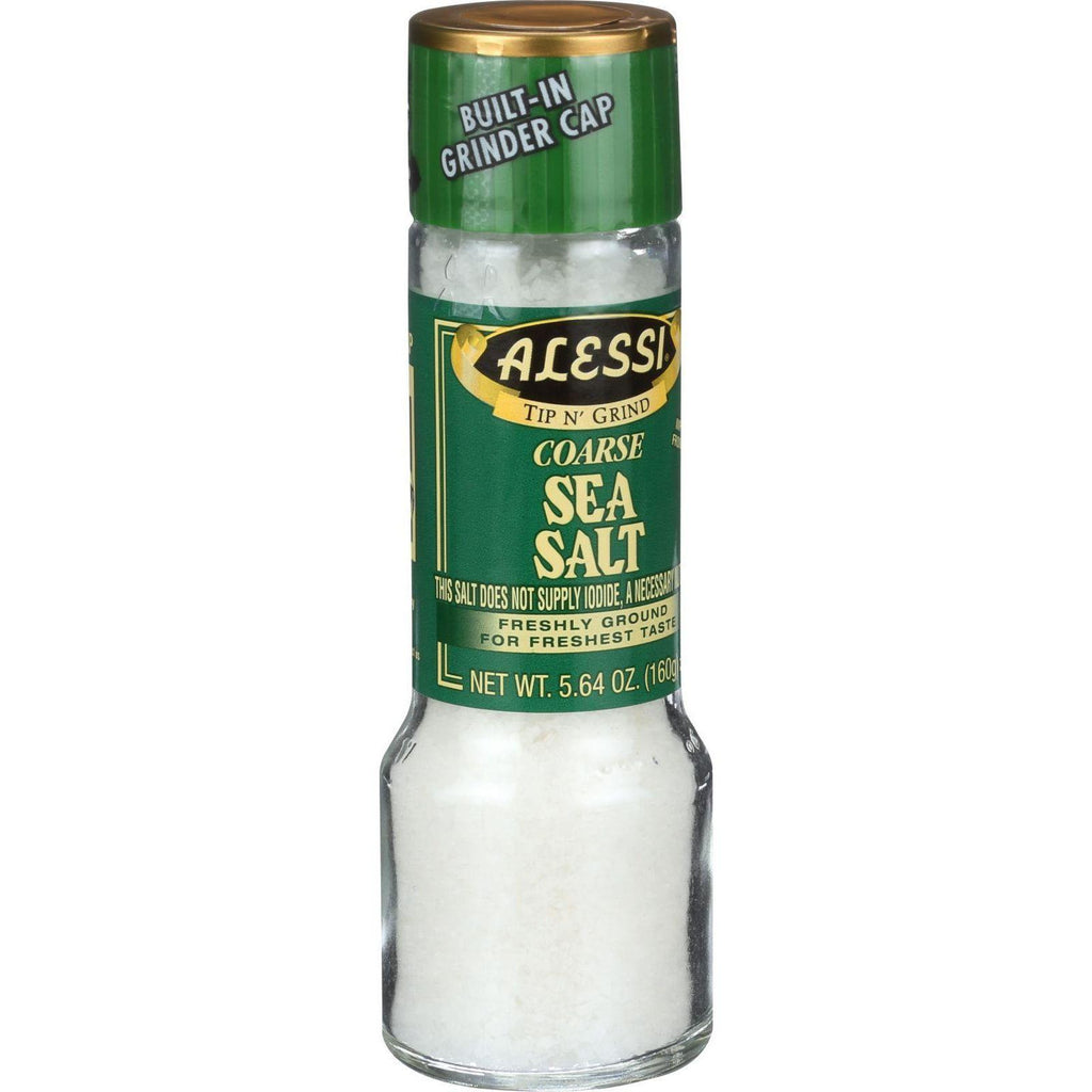 Alessi Grainder - Coarse Sea Salt - Large - 5.64 Oz-Alessi-pantryperks