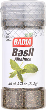 Badia Spices Sweet Basil - Case Of 12 - 0.75 Oz.-Badia Spices-pantryperks