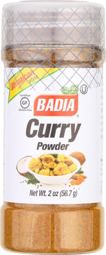 Badia Spices Curry Powder - Case Of 12 - 2 Oz.-Badia Spices-pantryperks
