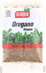 Badia Spices Whole Oregano - Case Of 12 - 0.5 Oz.-Badia Spices-pantryperks