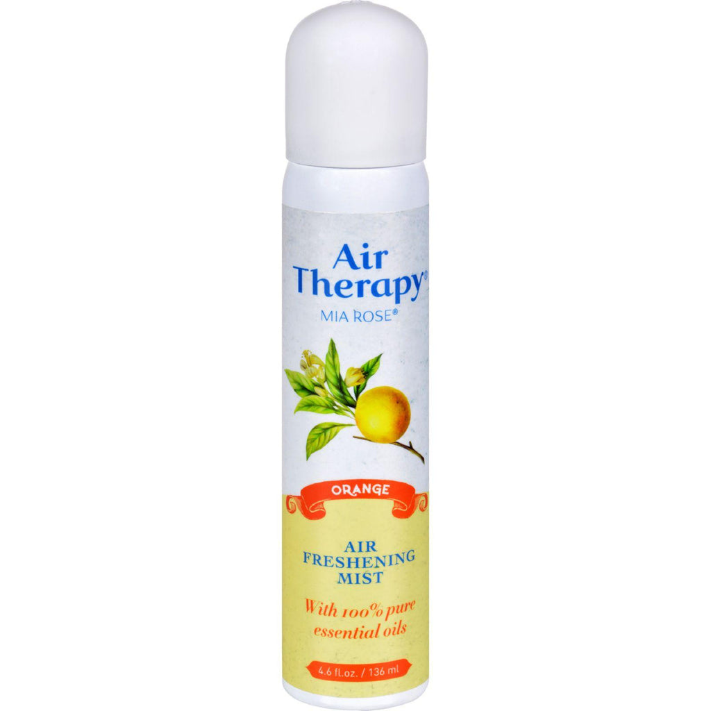 Air Therapy Mia Roseå¨ Air Freshening Mist Orange - 4.6 fl oz-Air Therapy-mia Rose Products-pantryperks